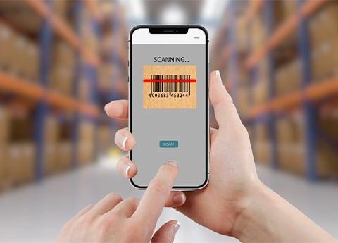 Barcode/RFID Tracing