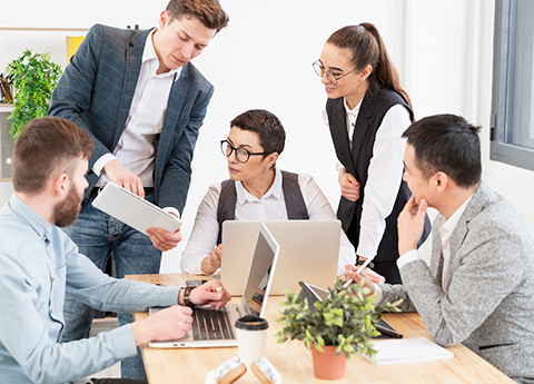 Redefine employee relations