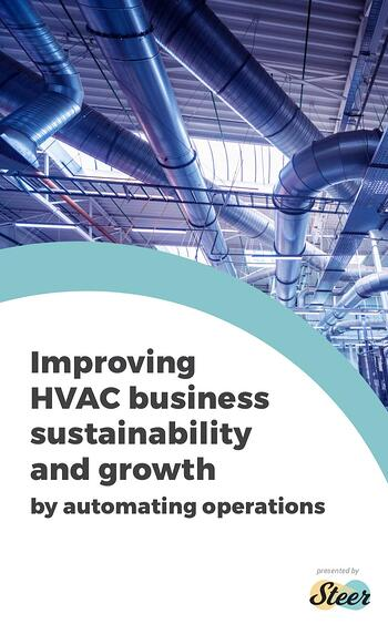 Improving Business Sustainability & Growth by Automating Operations Ebook