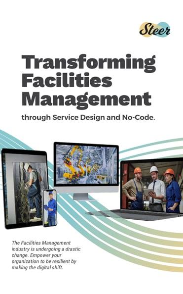 Transforming Facilities Management through Service Design and No-Code eBook