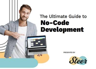 The Ultimate Guide to No-Code Development eBook