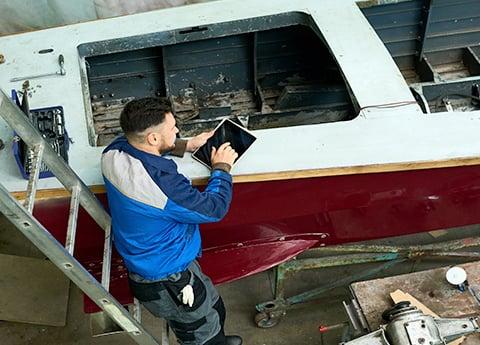 Shipyard-Repair Management