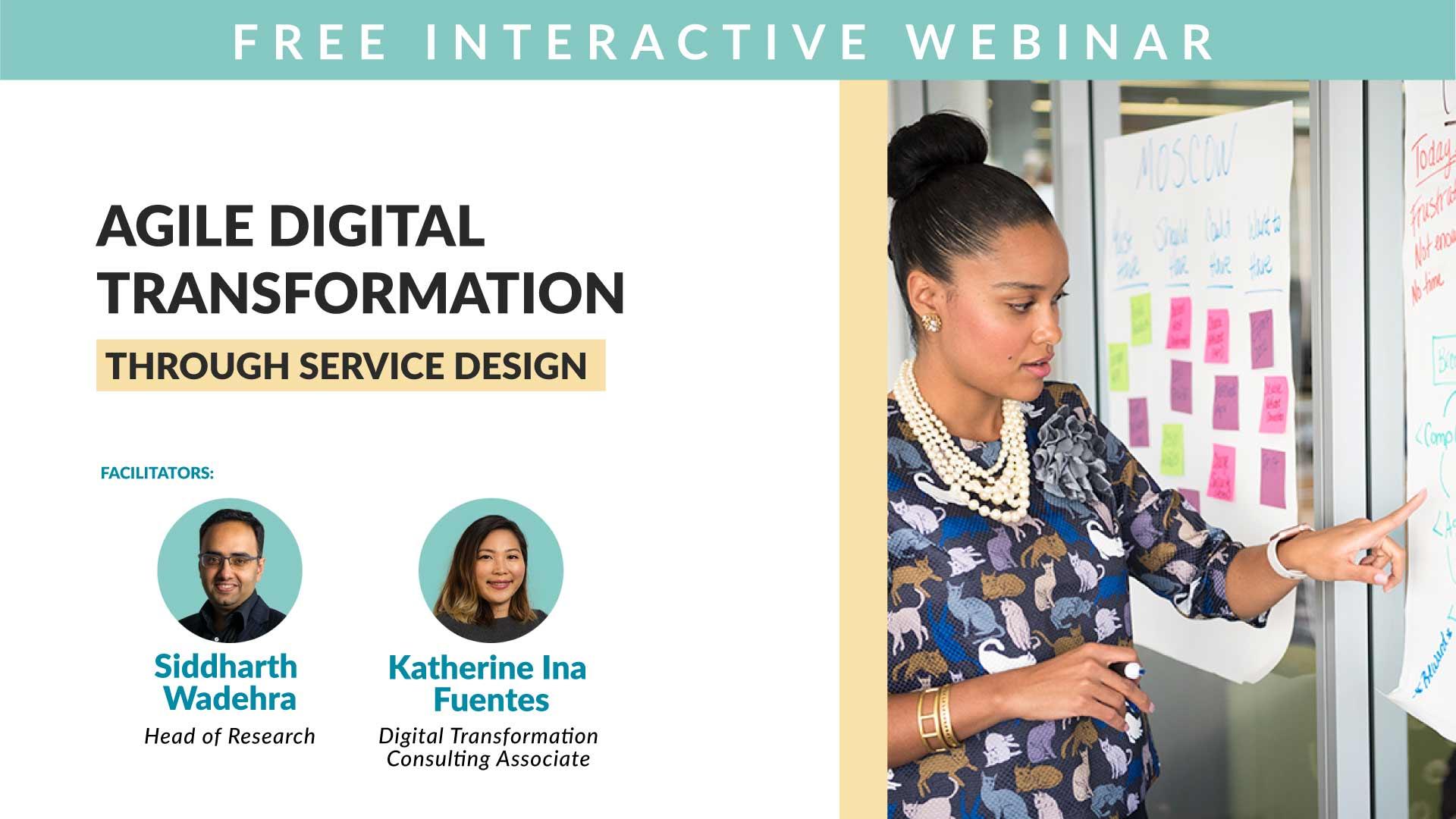 Agile-Digital-Transformation-Through-Service-Design
